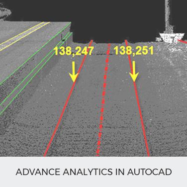 Advance Analytics in AutoCAD