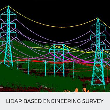 LiDAR based Engineering Survey
