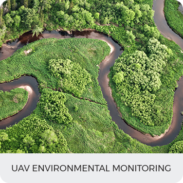 UAV Environmental Monitoring