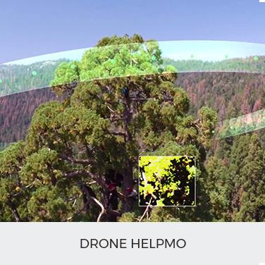 Drone Helpmo